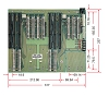 PBP-13D4,PICMG 1.0,Industrial Backplane,Industrial Computer