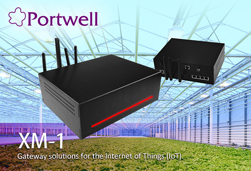 Portwell Announces Highly Composable IoT Gateway – XM-1