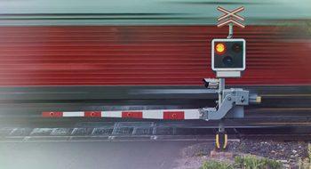 Railway Level Crossing System